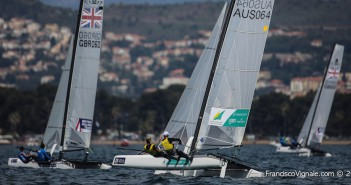 AUS Sailing Team Bundock Curtis