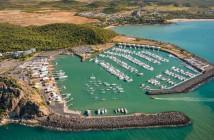 Keppel Bay Marina.  Credit Nathan White