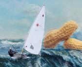 """Waves were nuts!"""
