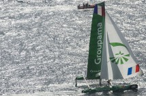 Groupama sailing team will race on their home waters of France for the penultimate Act of the season. © Lloyd Images
