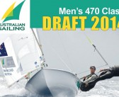 Launch your Olympic Dream – AUS Sailing Men's 470 Draft 2014
