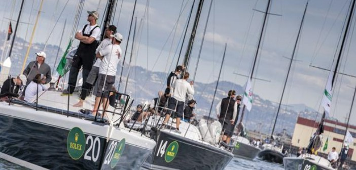 Farr 40 Worlds: No wind on Day 3