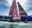 Photo copyright Chris Cameron / Emirates Team New Zealand