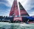 Photo copyright Chris Cameron / Emirates Team New Zealand