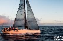 ANZ Sail Fiji Finish 14/6/14 - Midnight Rambler - Ed Psaltis & Michael Bencsik CYCA. Photo: © Brad Davies | LiveSailDie.com Media