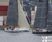 Crusader Conquers the Cook Strait Classic