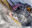 Leg 5, day 1. Abu Dhabi Ocean Racing. Photo by Ainhoa Sanchez / Volvo Ocean Race