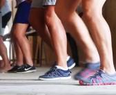 A sailors dancing shoes