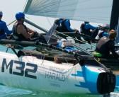 Catwhacker Sailing
