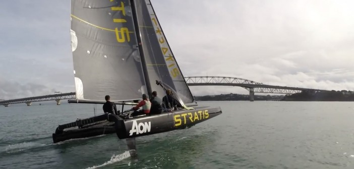 This is why Kiwi sailors ROCK!