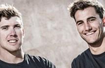 Burling & Tuke (c) NZL Sailing Team