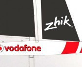 Team Vodafone Sailing: Set to look hot when foiling