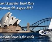 Would you race around Australia?